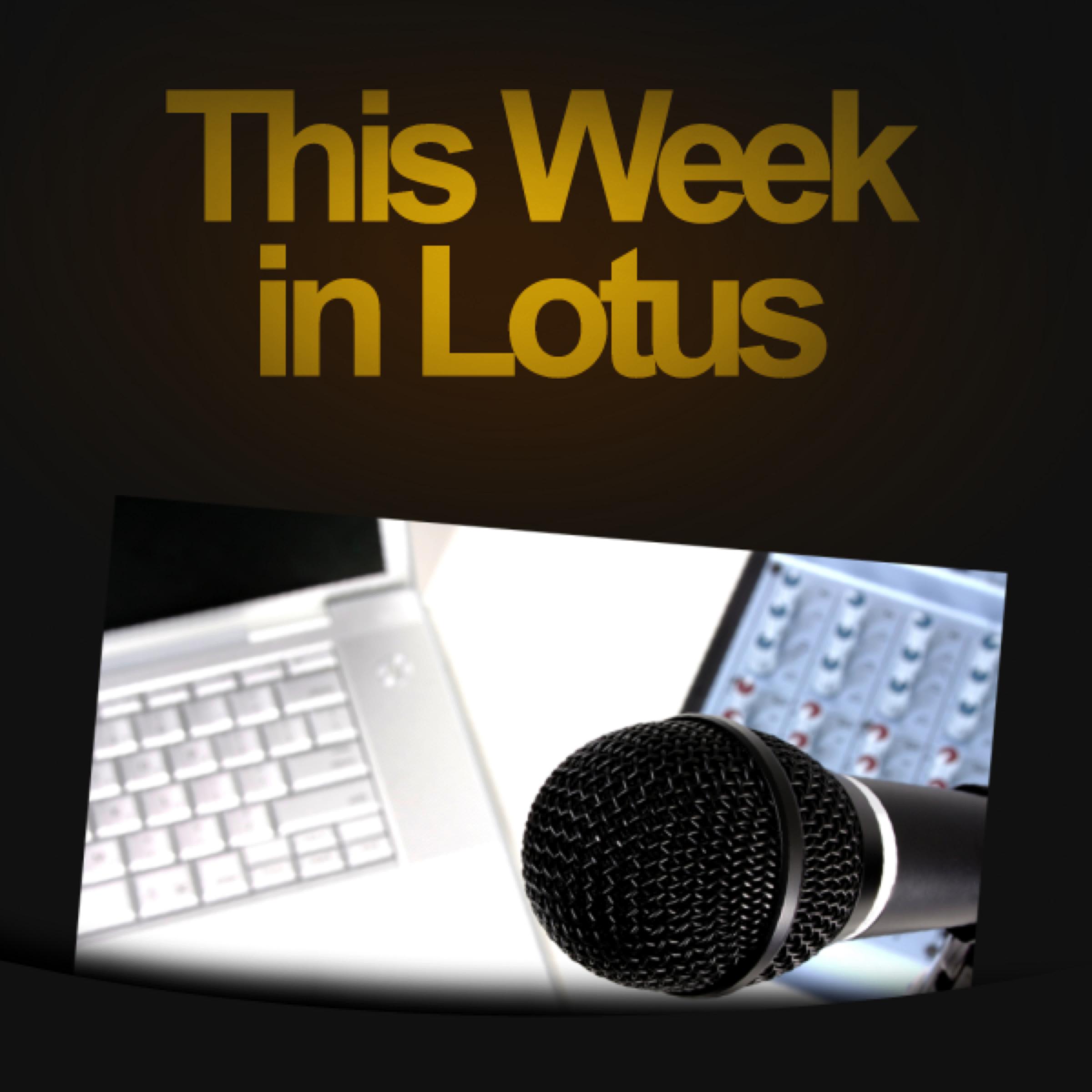 This Week in Lotus